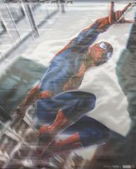 Spider Man - Web-Slinging Wall Scroll