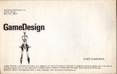 Game Design #2