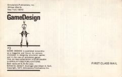 Game Design #3