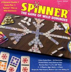 Spinner - The Game of Wild Dominoes (2003 Edition)