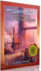 Spire of the Hunting Sound, The (Free RPG Day 2017)