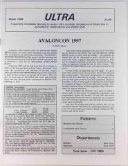 """#19 - Spring 1997 """"Global War 2000"""""""