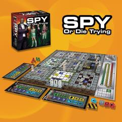Spy - Or Die Trying