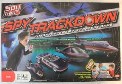 Spy Gear - Spy Trackdown