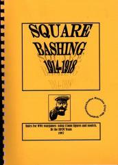Square Bashing - 1914-1918