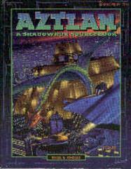 Poster - Aztlan Cover Art