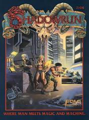 Shadowrun (1st Edition)