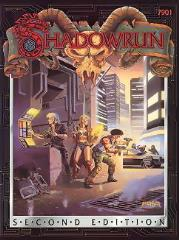 Shadowrun (2nd Edition)