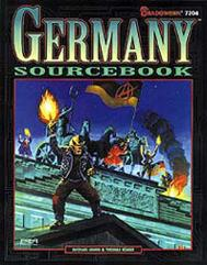 Germany Sourcebook