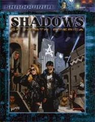 Shadows of North America (1st Printing)