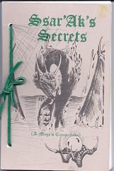 Ss'ar'Ak's Secrets - A Mage's Companion