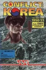 "Conflict - Korea (PC 3.5"")"
