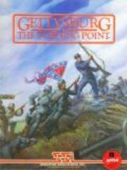 "Gettysburg - The Turning Point (Apple II 5 1/4"")"