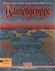 """Kampfgruppe (Apple II 5 1/4"""")"""