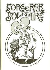 Sorcerer Solitaire (UK 1st Printing, Digest Sized)