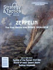 #159 w/Zeppelin - The First Battle Over Britain