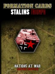 Stalin's Triumph Formation Cards (2nd Edition)