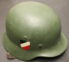 WWII German Stahlhelm