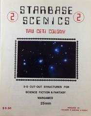 Starbase Scenics #2 - Tru Ceti Colony