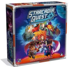 Starcadia Quest Space Marauders Pledge (Kickstarter Edition)