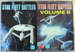 Star Fleet Battles 2-Pack - Vol. I & II