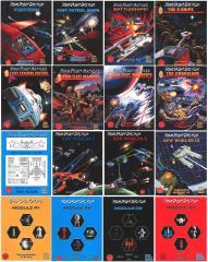 Star Fleet Battles Collection #14 - 2 Games + 15 Supplements!