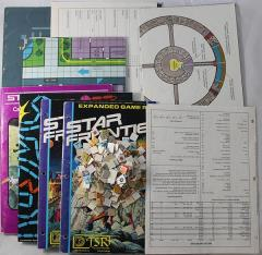 Star Frontiers 2-Pack - Core Box + Knight Hawks