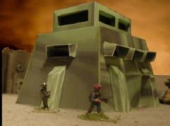 Starguard Barracks