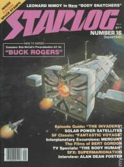 """#16 """"Alan Dean Foster Interview, Buck Rogers, The Films of Bert Gordon"""""""