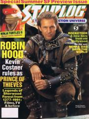 "#166 ""Kevin Costner - Robin Hood, Rocketeer - A New Hero from Old Hollywood"""