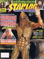 """#167 """"Suburban Commando, Doctor Who, Ladies of the Black Lagoon"""""""