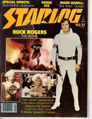 "#21 ""Buck Rodgers the Movie, Mark Hamill - Star Wars Gossip, Venus Pix"""