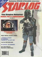 """#50 """"Boba Fett Unmasked, Heavy Metal - Sound & Vision, The Six Doctors Who"""""""