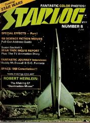 "#6 ""Special Effects, 150 Science Fiction Movies, Star Trek Movie Report"""