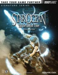 Star Ocean - Till the End of Time - Official Strategy Guide