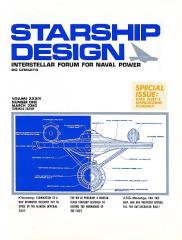 Starship Design - Interstellar Forum for Naval Power
