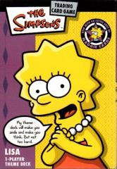 Simpsons Card Game - Lisa Starter Deck