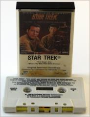 Star Trek - Original TV Soundtrack Cassette