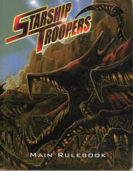 Starship Troopers - The Miniatures Game, Rulebook Only!