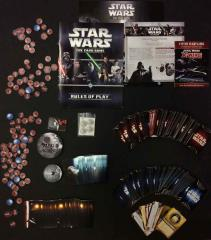 Star Wars - The Card Game + Balance of the Force Expansion!