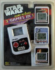 Star Wars Game Wizard - 3 Games in 1!