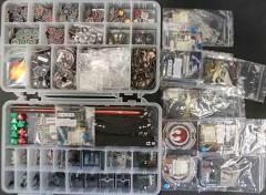 X-Wing Miniatures Collection #6 - Two Base Games + 9 Additional Ships!