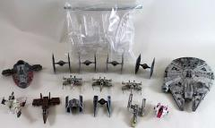 X-Wing Miniatures Collection #5 - Two Base Games + 9 Additional Ships!