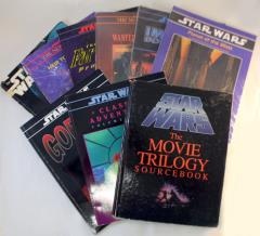 Star Wars Supplement Collection #1 - 9 Books!