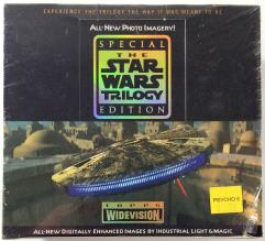 Star Wars Trilogy Special Edition Trading Cards Box