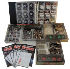 X-Wing Miniatures Mega Collection #1 - 32 Figures + Tons of Tokens and More!