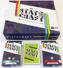 Statecraft Collection - Base Game + 3 Expansions!
