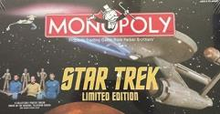 Monopoly - Star Trek (Limited Edition)