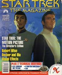 "#33 ""Star Trek The Motion Picture Director's Cut, Technical Briefings, Visual Effects"""