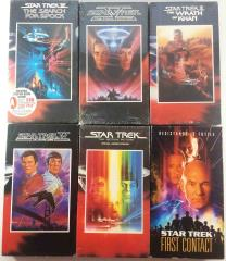 Star Trek Movie Collection